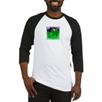 HAPPY FOURTH OF JULY (FROG LOOK) Baseball Jersey