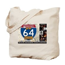 The 68 Up 64 Show - Sept 2011 Tote Bag