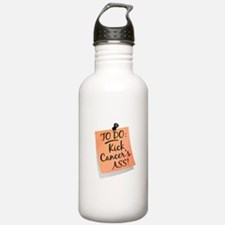 To Do 1 Endometrial Cancer Water Bottle