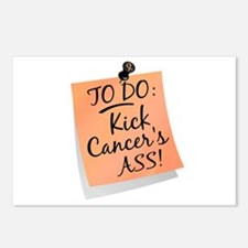 To Do 1 Endometrial Cancer Postcards (Package of 8