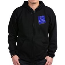 To Do 1 Colon Cancer Zip Hoodie