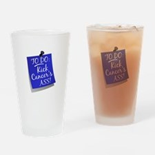 To Do 1 Colon Cancer Drinking Glass