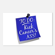 To Do 1 Colon Cancer Postcards (Package of 8)