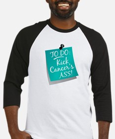 To Do 1 Cervical Cancer Baseball Jersey