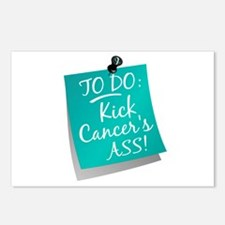 To Do 1 Cervical Cancer Postcards (Package of 8)