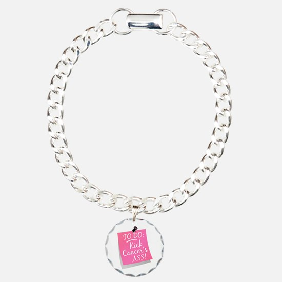 To Do 1 Breast Cancer Bracelet