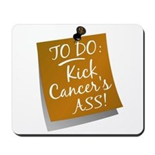 To Do 1 Appendix Cancer Mousepad