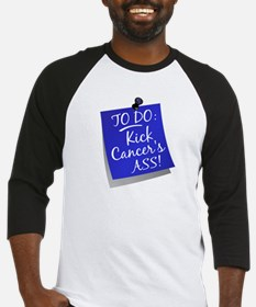 To Do 1 Anal Cancer Baseball Jersey