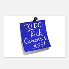 To Do 1 Anal Cancer Postcards (Package of 8)