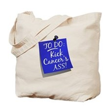 To Do 1 Anal Cancer Tote Bag