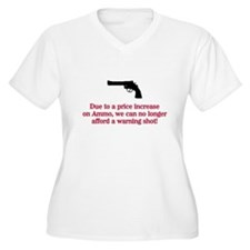 Cute Gun warning T-Shirt