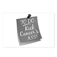 To Do 1 Brain Cancer Postcards (Package of 8)