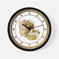 Mrs. Tiggy-Winkle Wall Clock