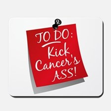 To Do 1 Lung Cancer Mousepad