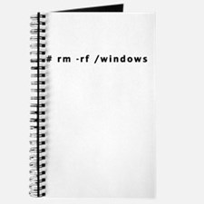 # rm -rf /windows - Journal