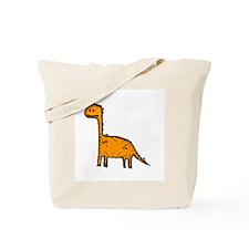 Unique Dino Tote Bag
