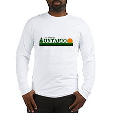 Cute Ottawa canada Long Sleeve T-Shirt