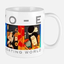 Ukiyo-e - 'Floating World' Mug
