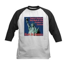 Made In America Statue Of Liberty Tee