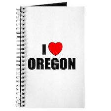 Unique Portland love Journal