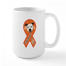 Pit Bull Awareness (Gus) Mug