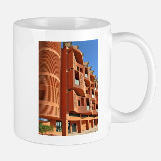 Modern Apartment Block Mug