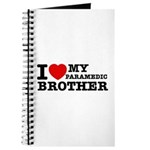 I love My Paramedic Brother Journal