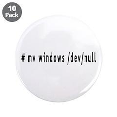 # mv windows /dev/null - 3.5
