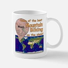 Moab Mountain Biking Mug