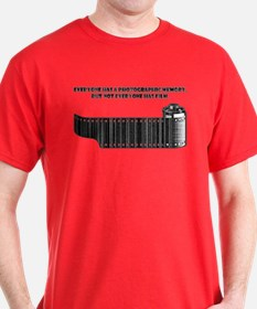 PHOTOGRAPHIC MEMORY T-Shirt