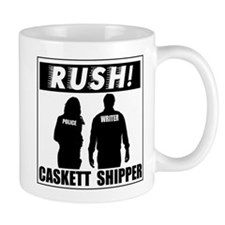 Caskett Shipper Rush Mug