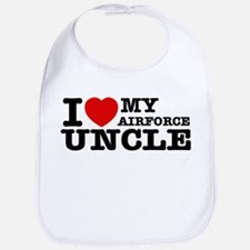 I love My Airforce Uncle Bib