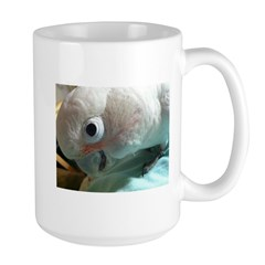Goffin's Cockatoo 2 Mug