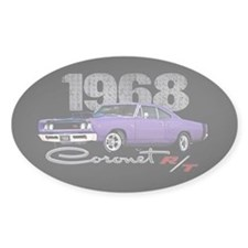 1968 Coronet R/T Decal