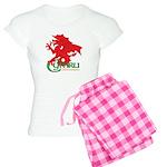 Cymru Draig Women's Light Pajamas