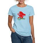 Cymru Draig Women's Light T-Shirt
