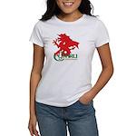 Cymru Draig Women's T-Shirt
