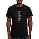 ruler_WHITE_CORRECTED T-Shirt