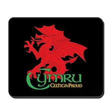 Cymru Draig Mousepad