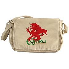 C&P Cymru Draig Messenger Bag