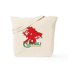 C&P Cymru Draig Tote Bag