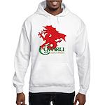 Cymru Draig Hooded Sweatshirt