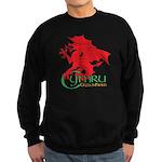 Cymru Draig Sweatshirt (dark)