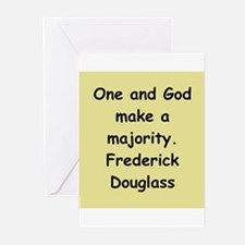 frederick douglass gifts and Greeting Cards (Pk of