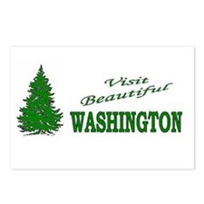 Cool Washington state cougars Postcards (Package of 8)