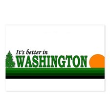 Washington state cougars Postcards (Package of 8)