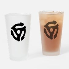 BLACK 45 ADAPTER Drinking Glass
