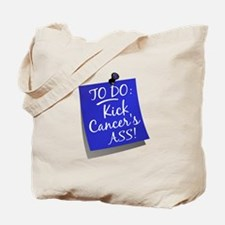 To Do 1 Rectal Cancer Tote Bag