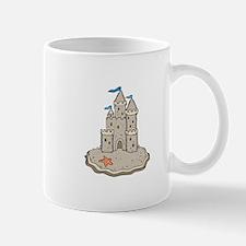 Sand Castle Mug