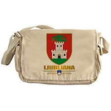 """Ljubljana"" Messenger Bag"